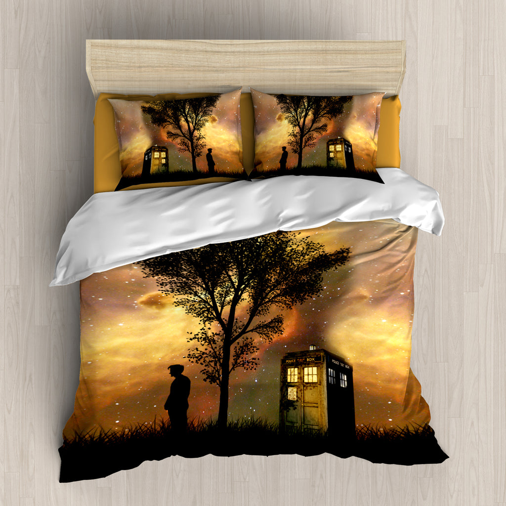 The Lonely Doctor Bedding Set