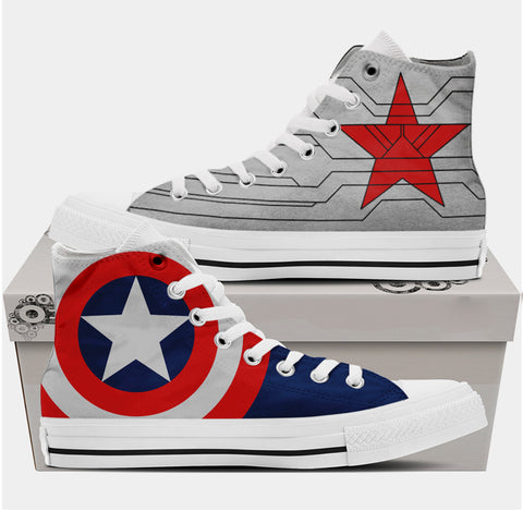 Captain America: The Winter Soldier Shoes