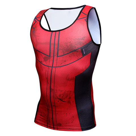 Image of Avengers Deadpool Tank Top