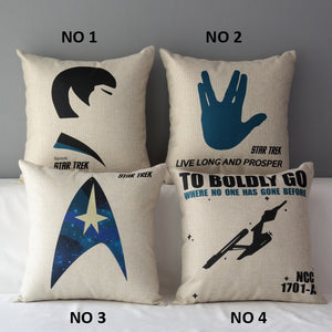 Star Trek  Pillow Cover 45*45cm