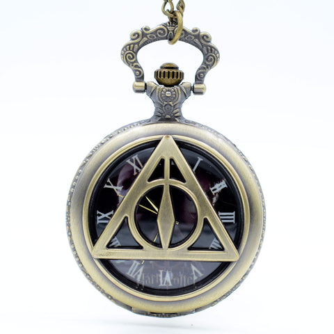 Bronze Harry Potter  Pocket Watch