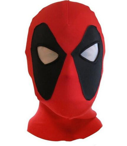 Image of Deadpool, Sipderman Cosplay mask