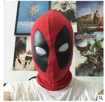 Deadpool, Sipderman Cosplay mask