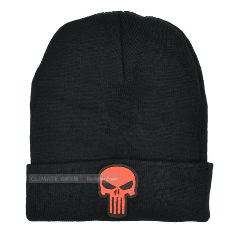 Image of The Punisher Winter Warm Beanie