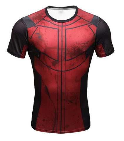 Image of Deadpool  compesion 3D Printed T-shirts