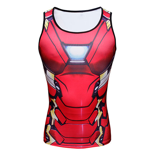 Avengers Deadpool Tank Top