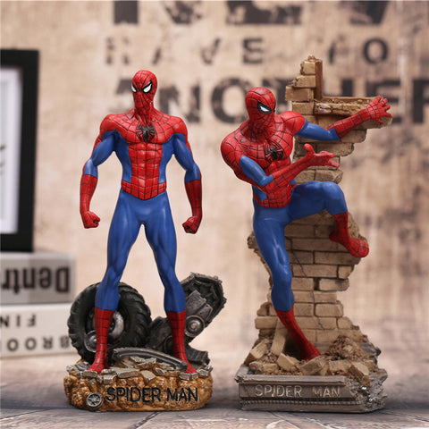 Image of Spiderman Action Figure Toy 27cm