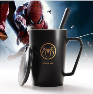 New Avengers Hero Bat man Ceramic Coffee Mug