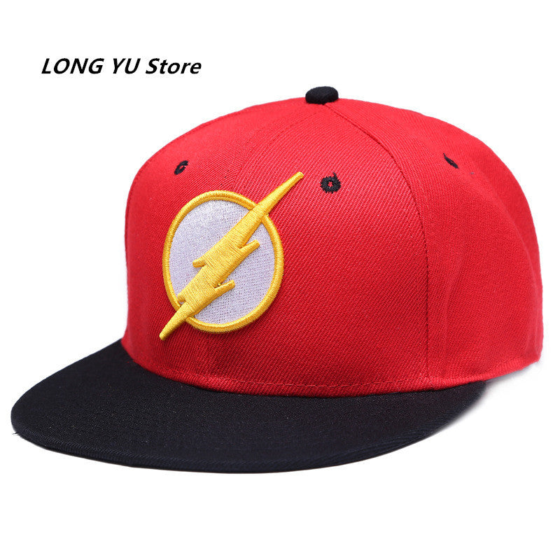 Hot !! the new fashion miracle animation cartoon adult hip hop Flash Snapback hats