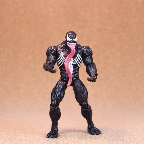 Image of Captain America Black Panther Vision Falcon Iron Man PVC Action Figure toy