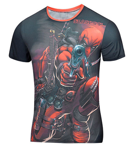 Image of Deadpool Men/Women 3D Printing Shirt