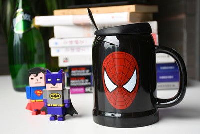 Super Hero Ceranic Mugs Cup