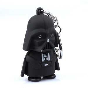 1Pcs New Star Wars Figure Toys The Force Awakens LED Flashligh