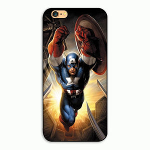 Deadpool/iron Man/ Marvel Avengers KingKong Star Wars  Phone Hard Plastic Case Cover For Apple iPhone 4s/5s/se/5c/7/6s7plus/8 8p