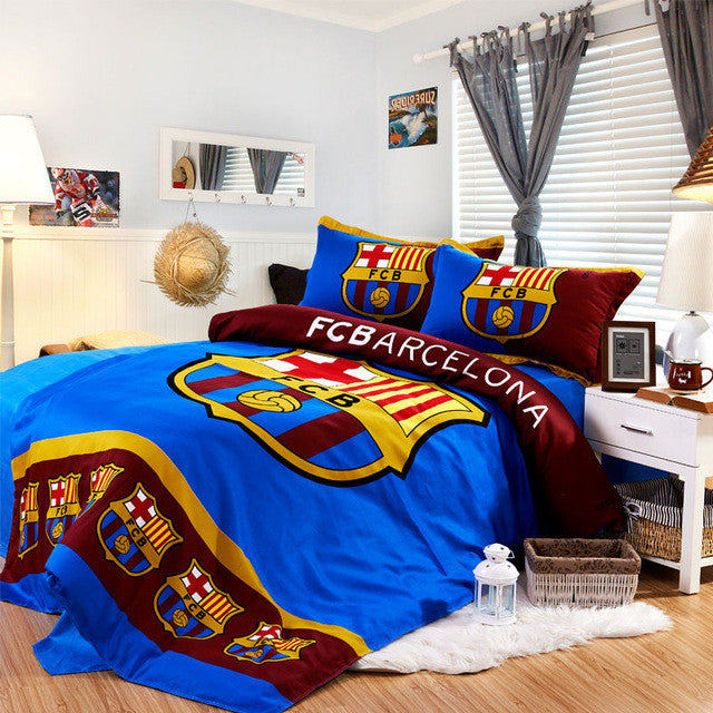 FC Barcelona Bedding Set 3 Pcs/Set