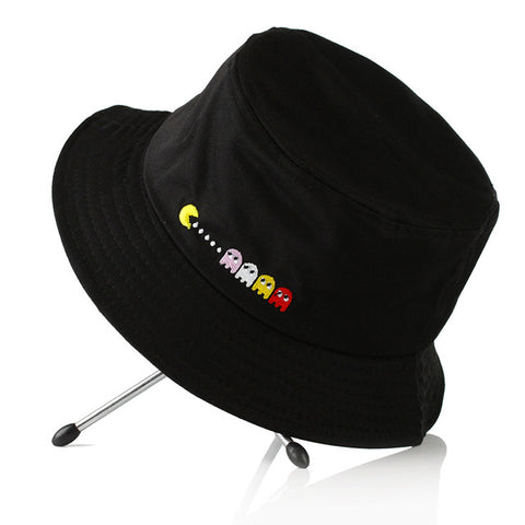 Image of Pacman Bucket Hat Ghost