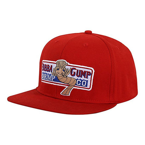 Forrest Gump Hat Bubba Gump Shrimp CO. Baseball Hat