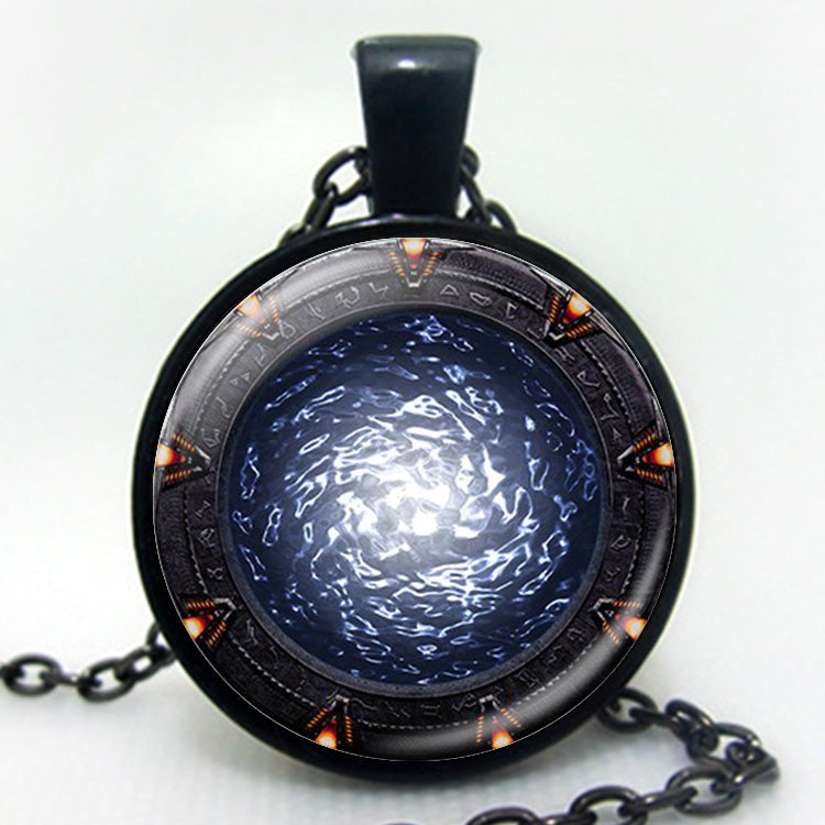 12 Styles New Stargate  Atlantis Necklace