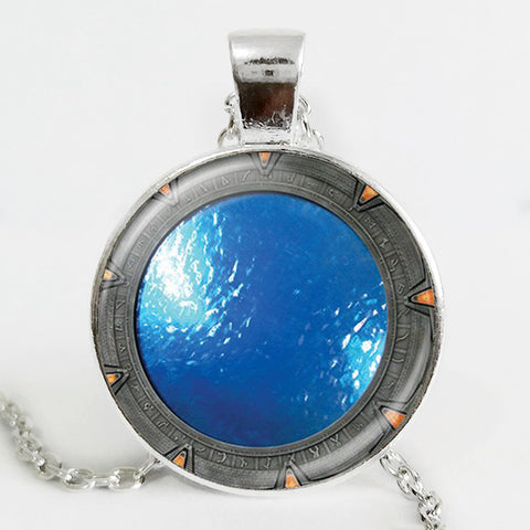 Image of 12 Styles New Stargate  Atlantis Necklace