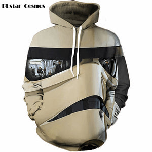 Star Wars 3D Hoodies