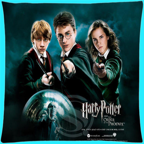 Image of Harry Potter 3D soft Pillow Cover