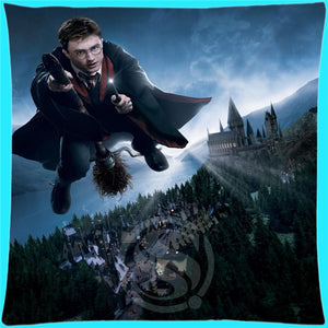 Harry Potter 3D soft Pillow Cover