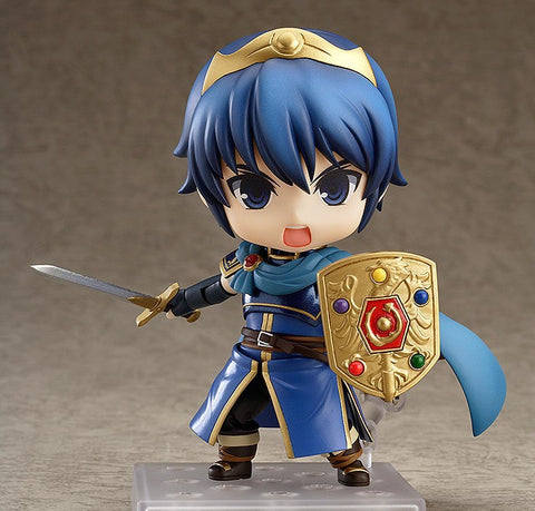 10CM Fire Emblem Figure Marth  PVC Action Figures  Toys