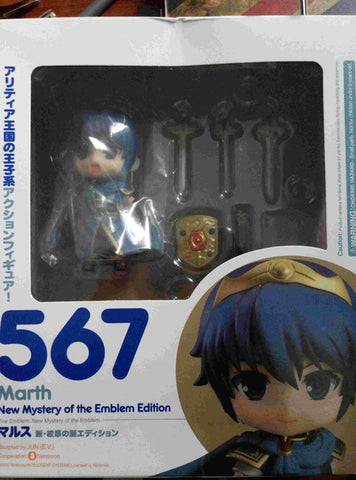 Image of 10CM Fire Emblem Figure Marth  PVC Action Figures  Toys
