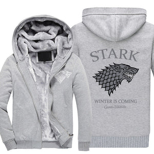 Game of Thrones House Stark of Winterfall Sweatshirt  Hoodies