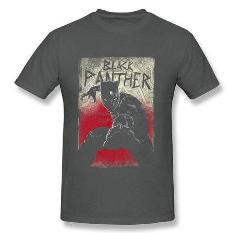 Image of Black Panther  T-shirt