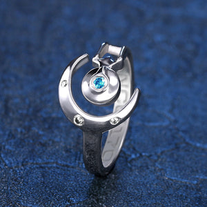 Star Trek Starfleet No. NCC-1701 925 Ring
