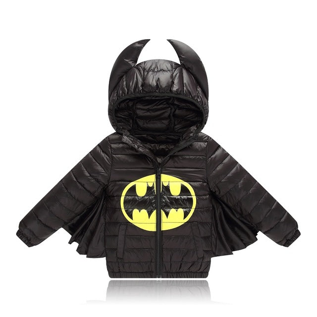 Batman Kids boys&Girls Jacket