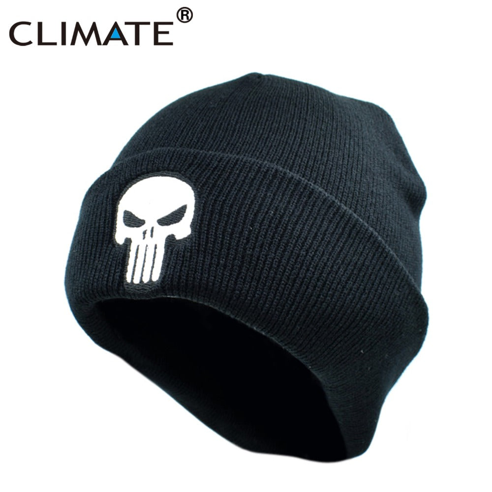 The Punisher Winter Warm Beanie