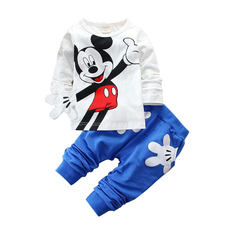Mickey Cartoon T-shirt