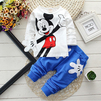 Image of Mickey Cartoon T-shirt