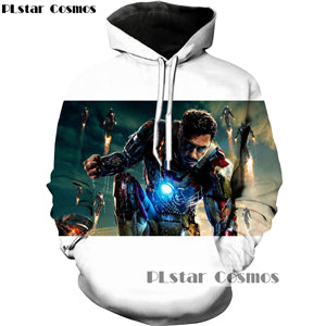 Superhero 3D hoodies  Sweatshirt