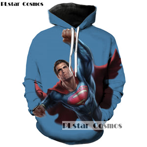 Image of Superhero 3D hoodies  Sweatshirt