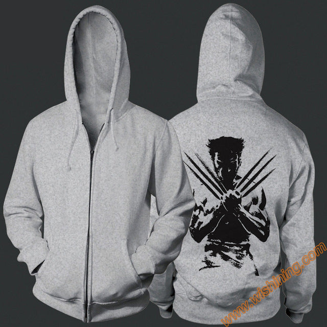 Marvel Super Hero X-man Hulk Hoodies