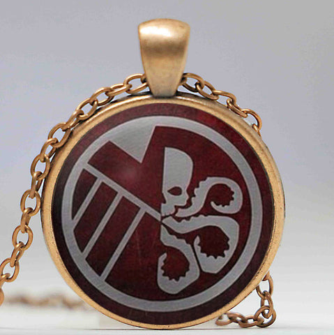 Image of Shield Hydra Necklace