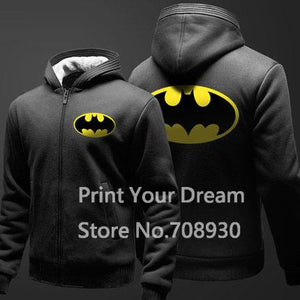 free shipping Superhero Batman  Hoodies