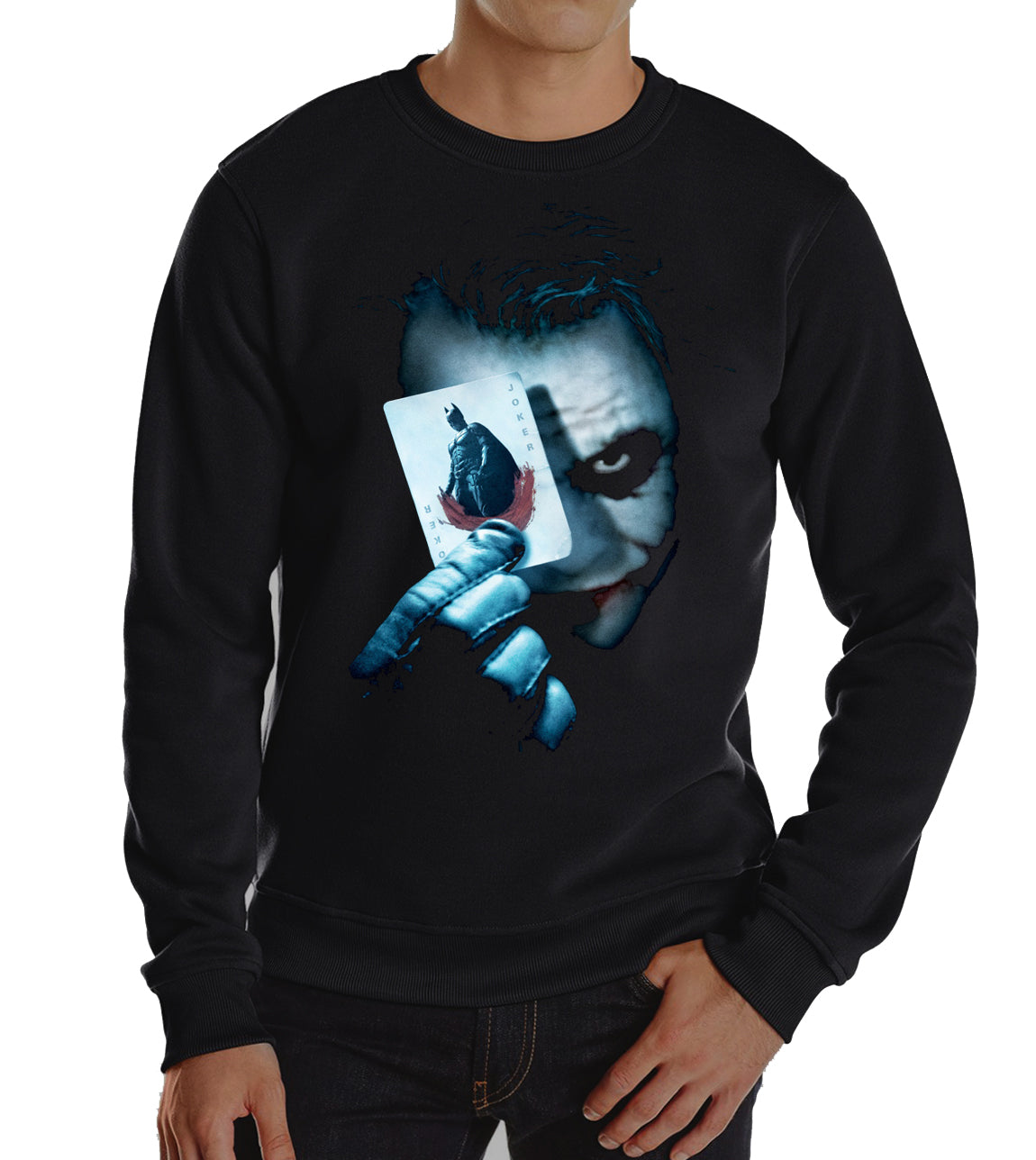 Joker long sweatshirt