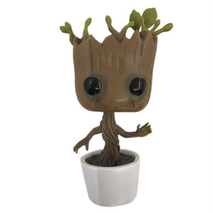 10cm Groot Action Figure Toy PVC Model Doll Toys