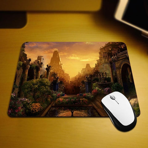 Image of MaiYaCa Babylon 5 New Size Mouse Pad Non-Skid Rubber Pad 18*22cm and 25*29cm Mouse Mats