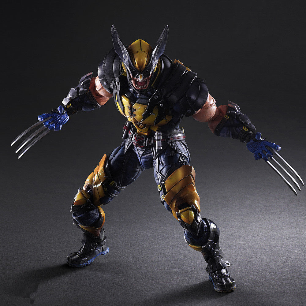 26cm Marvel X-MEN Wolverine Action Figure Model Toys