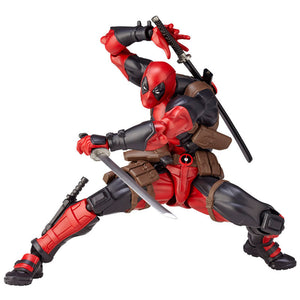15cm Boxed X-MAN DeadPool Super Hero BJD Figure Model Toys