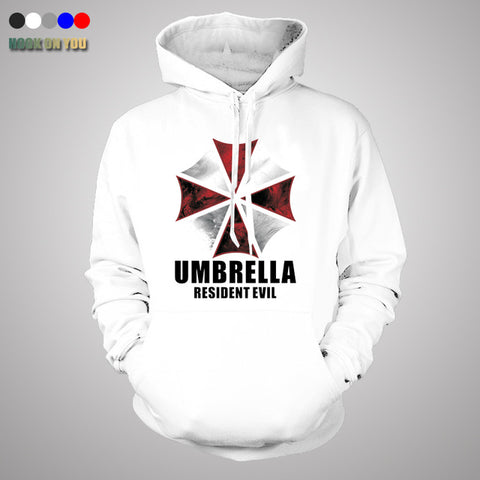 Image of Resident Evil Umbrella sweatshirt Hoodie