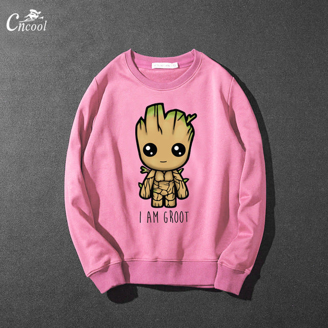 Guardians of the Galaxy Groot Hoodie