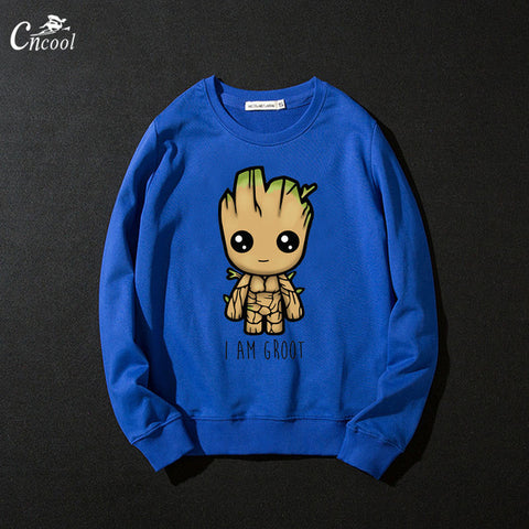 Image of Guardians of the Galaxy Groot Hoodie