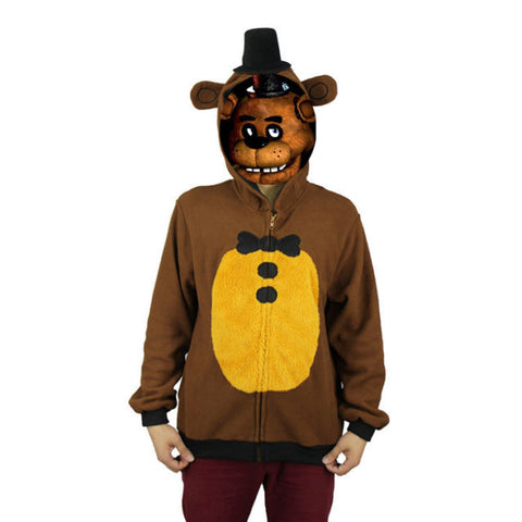 Image of Game Five Nights at Freddy's Cosplay Costume Hoodie