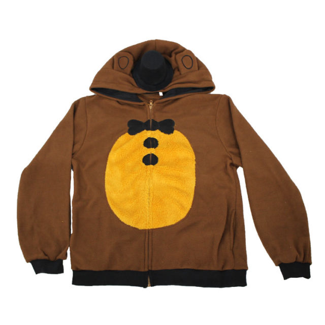 Game Five Nights at Freddy's Cosplay Costume Hoodie